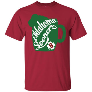 Amazing Beer Patrick's Day Oklahoma Sooners T Shirts