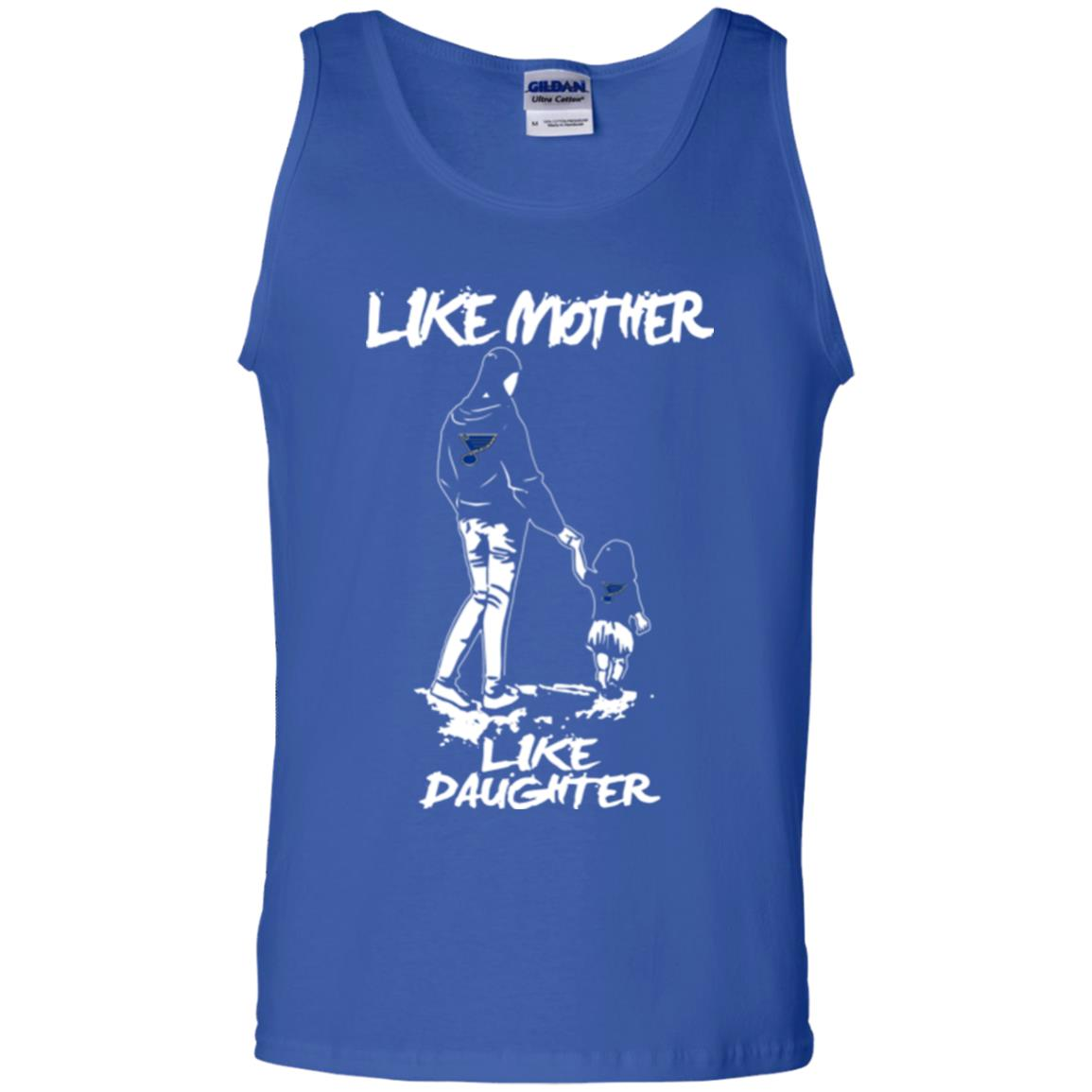 Like Mother Like Daughter St  Louis Blues T Shirts