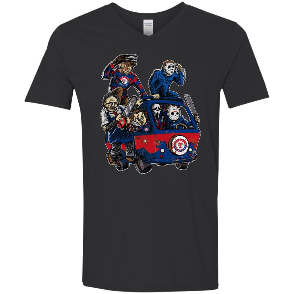 The Massacre Machine Texas Rangers T Shirt - Best Funny Store