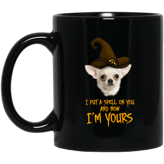 I Put A Spell On You Chihuahua Mugs