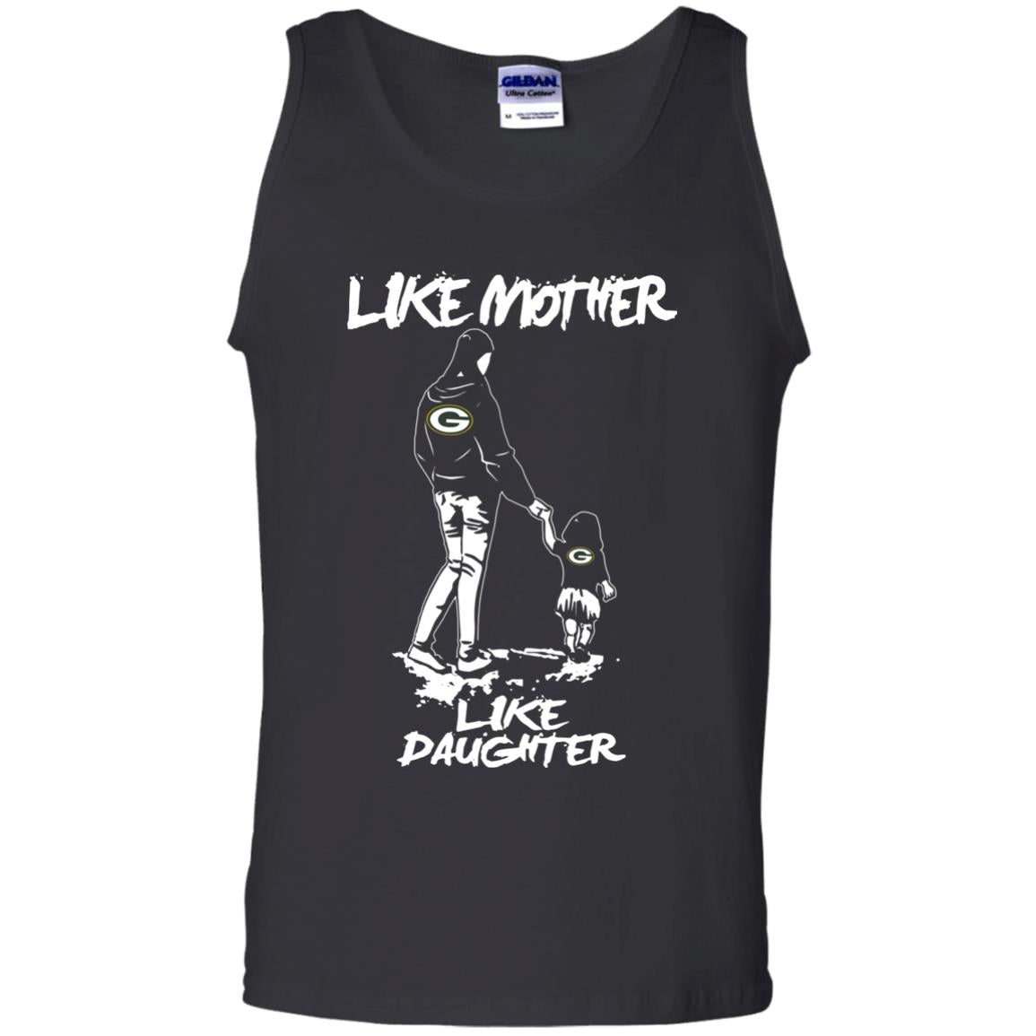 Like Mother Like Daughter Green Bay Packers T Shirts