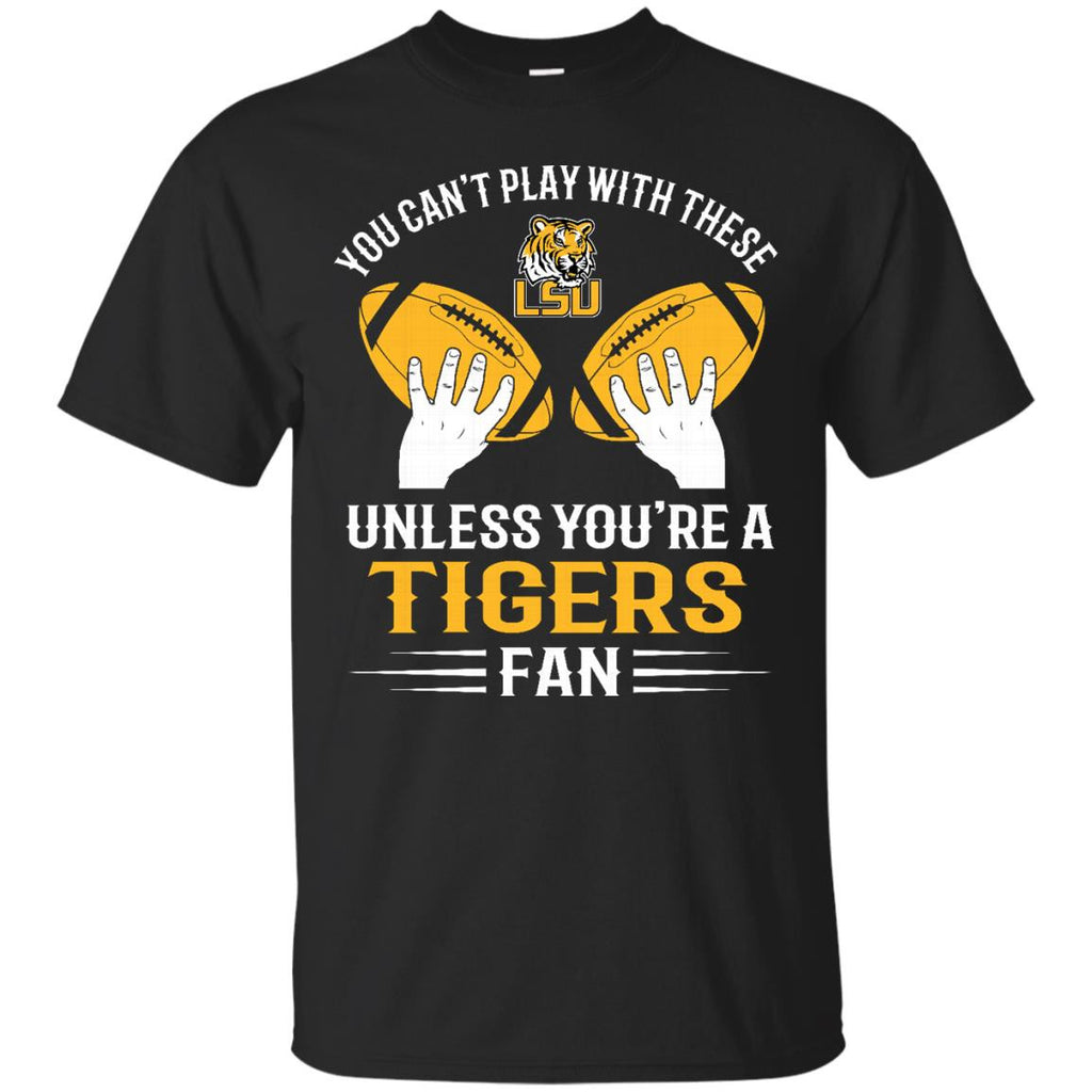 Play With Balls LSU Tigers T Shirt - Best Funny Store
