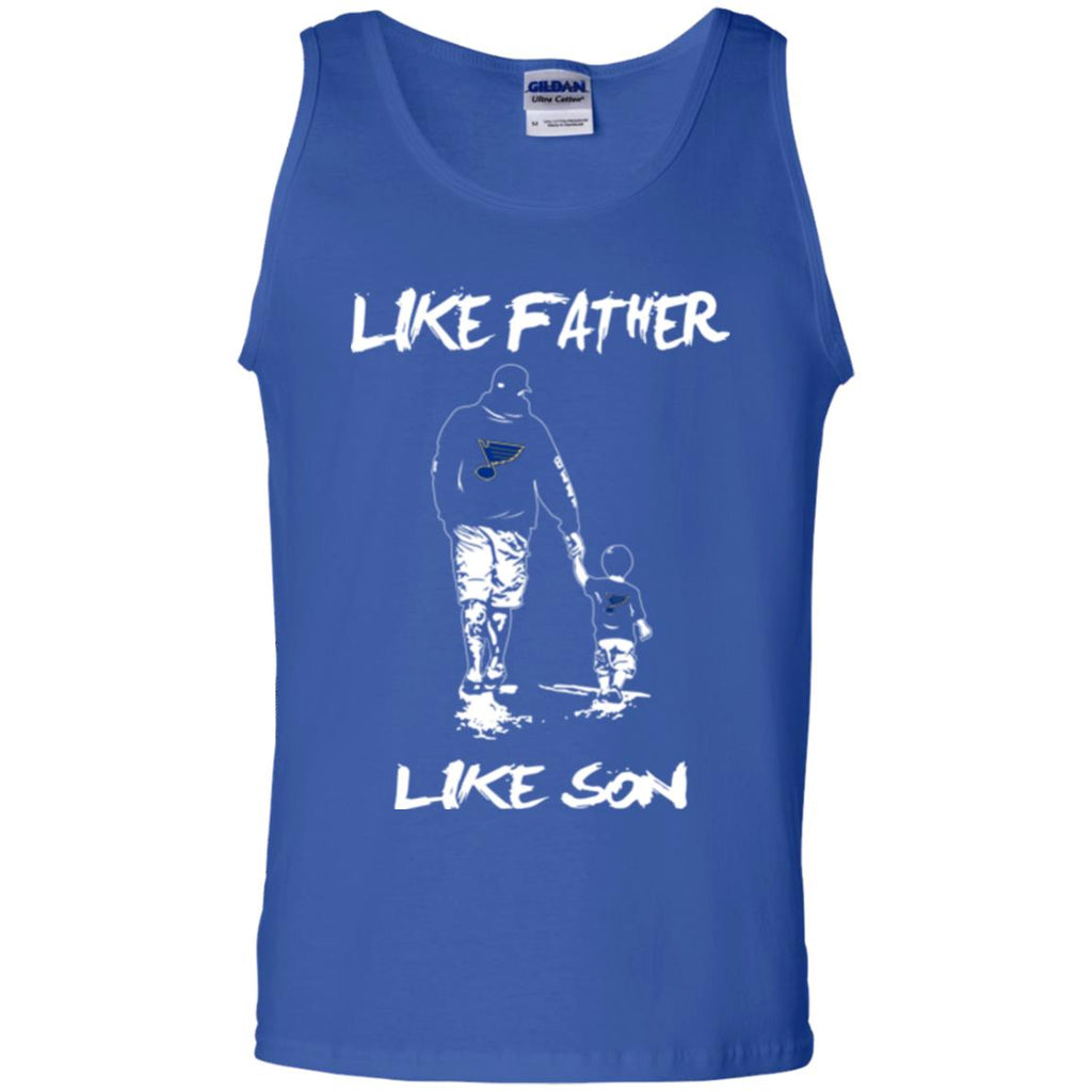 Like Father Like Son St. Louis Blues T Shirt