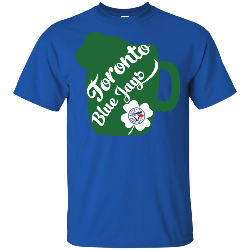 Amazing Beer Patrick's Day Toronto Blue Jays T Shirts