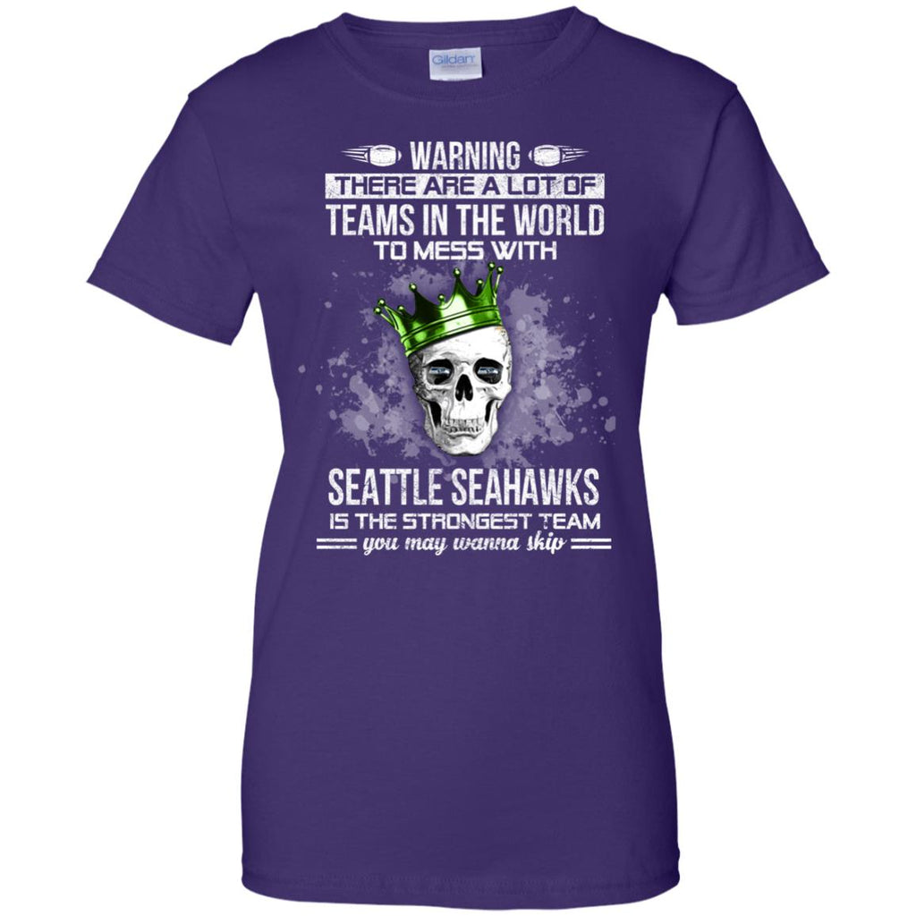 Seattle Seahawks Is The Strongest T Shirts