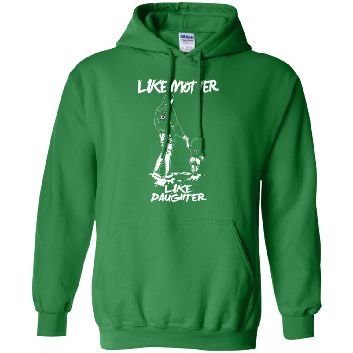 Like Mother Like Daughter Dallas Stars T Shirts