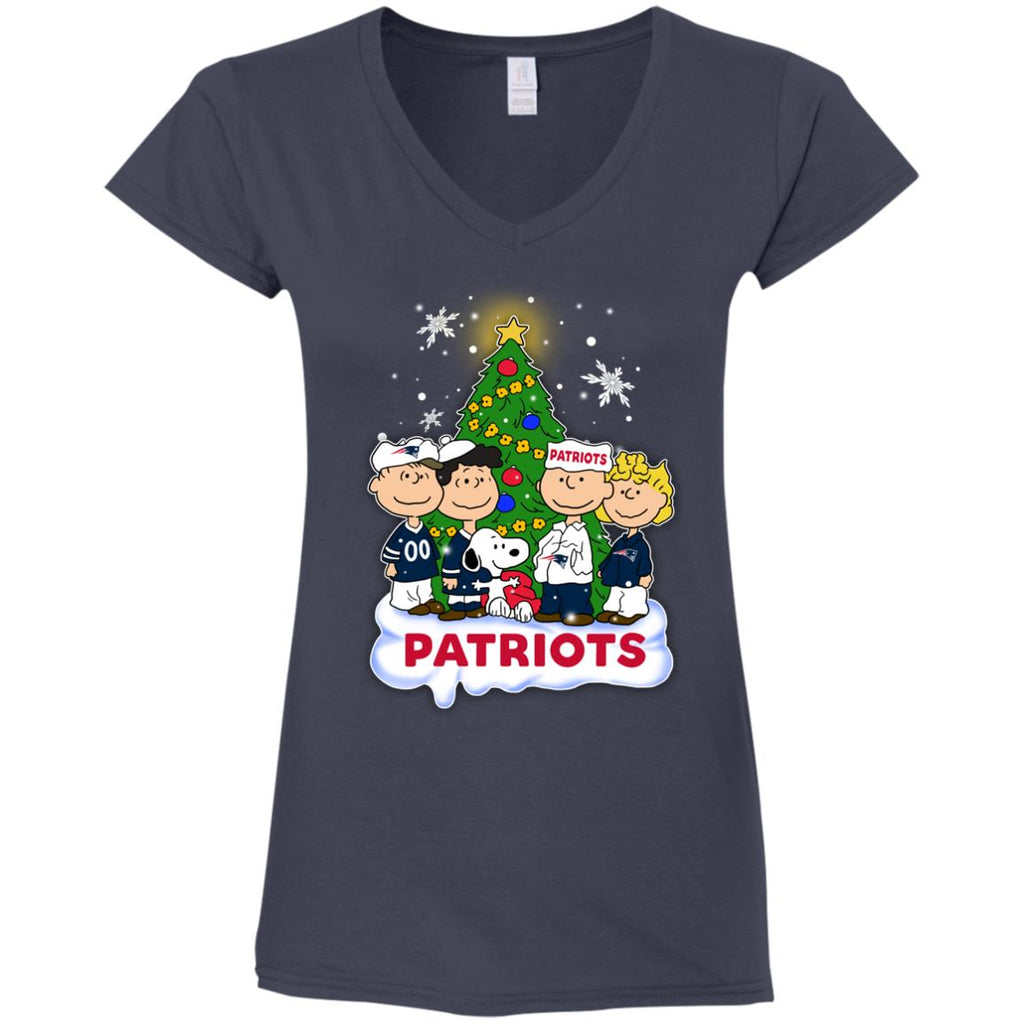 Snoopy The Peanuts New England Patriots Christmas Sweaters