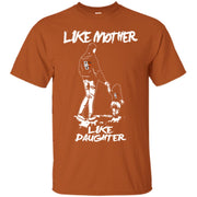 Like Mother Like Daughter Bowling Green Falcons T Shirts