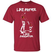 Like Mother Like Daughter Baltimore Orioles T Shirts