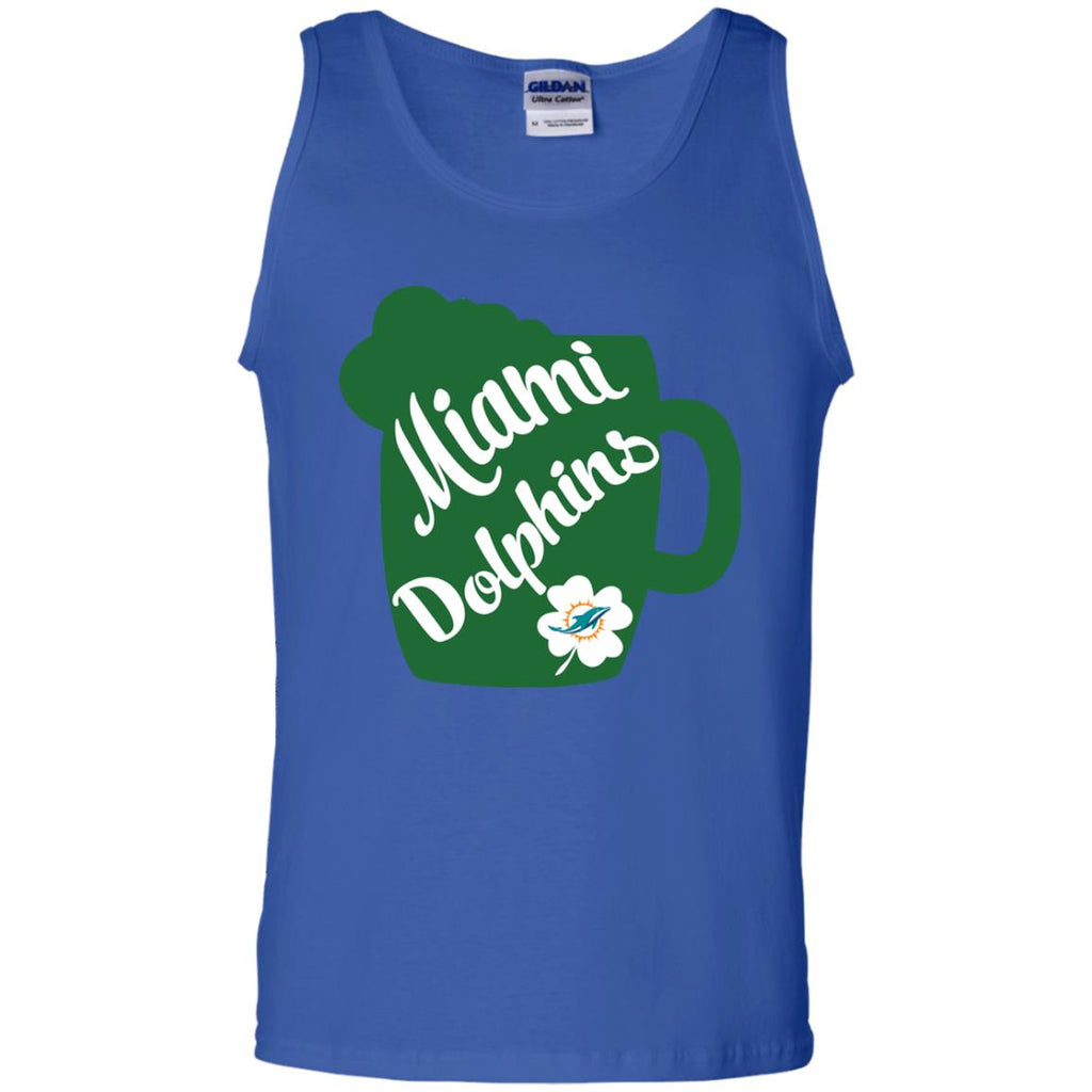 Amazing Beer Patrick's Day Miami Dolphins T Shirts