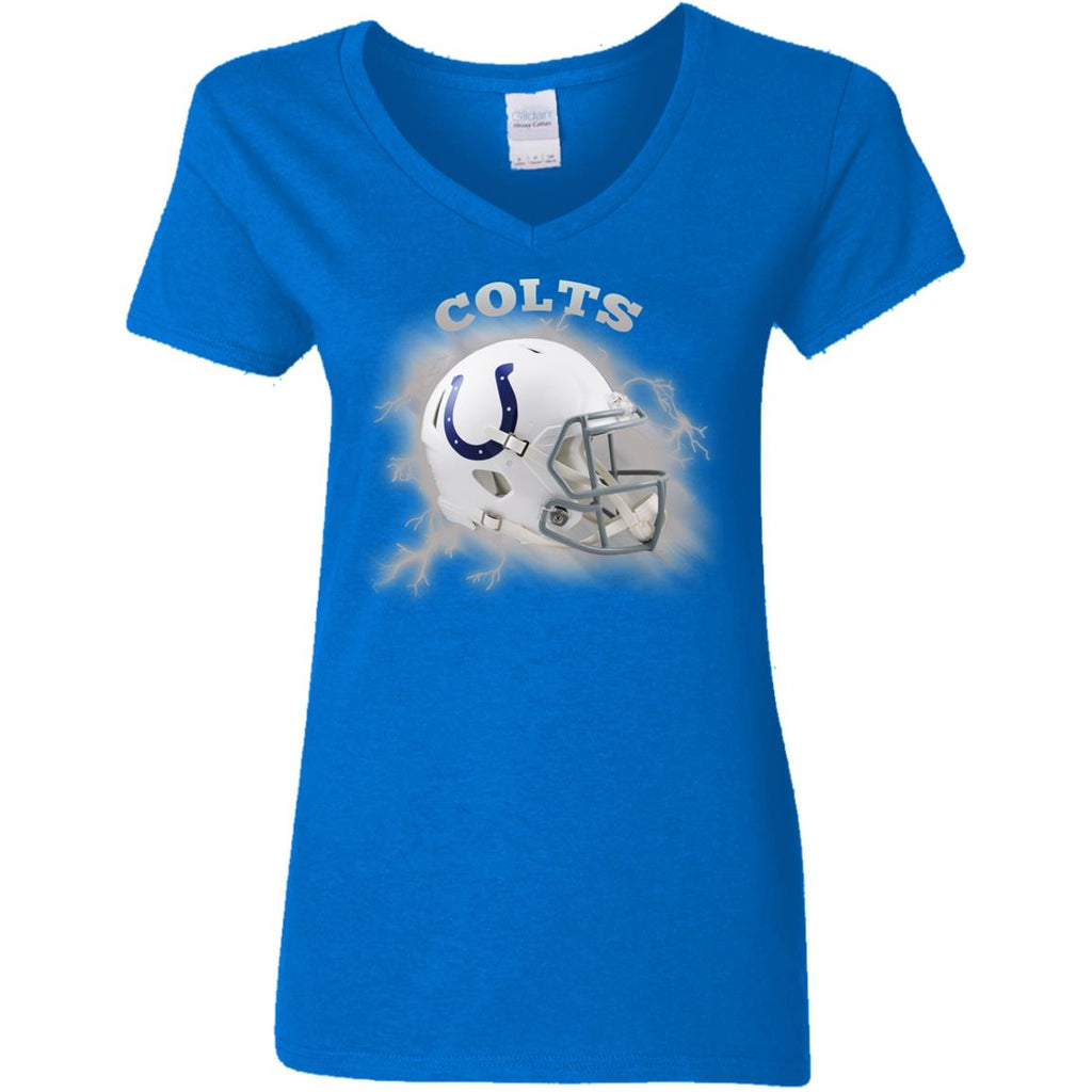 Teams Come From The Sky Indianapolis Colts T Shirts