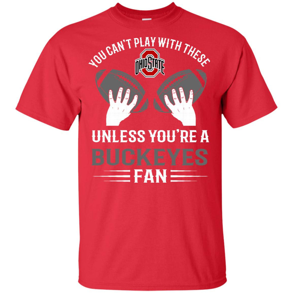 Play With Balls Ohio State Buckeyes T Shirt - Best Funny Store