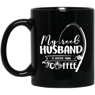 My Reel Husband Is Hotter Than My Coffee Mugs