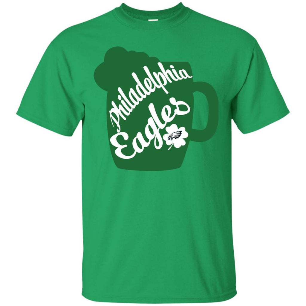 Amazing Beer Patrick's Day Philadelphia Eagles T Shirts