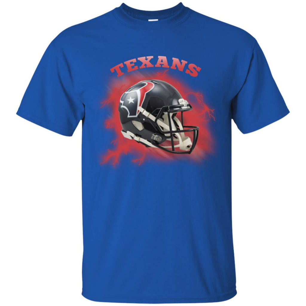 Teams Come From The Sky Houston Texans T Shirts