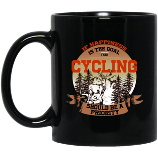 Cycling Should Be A Priority Mugs