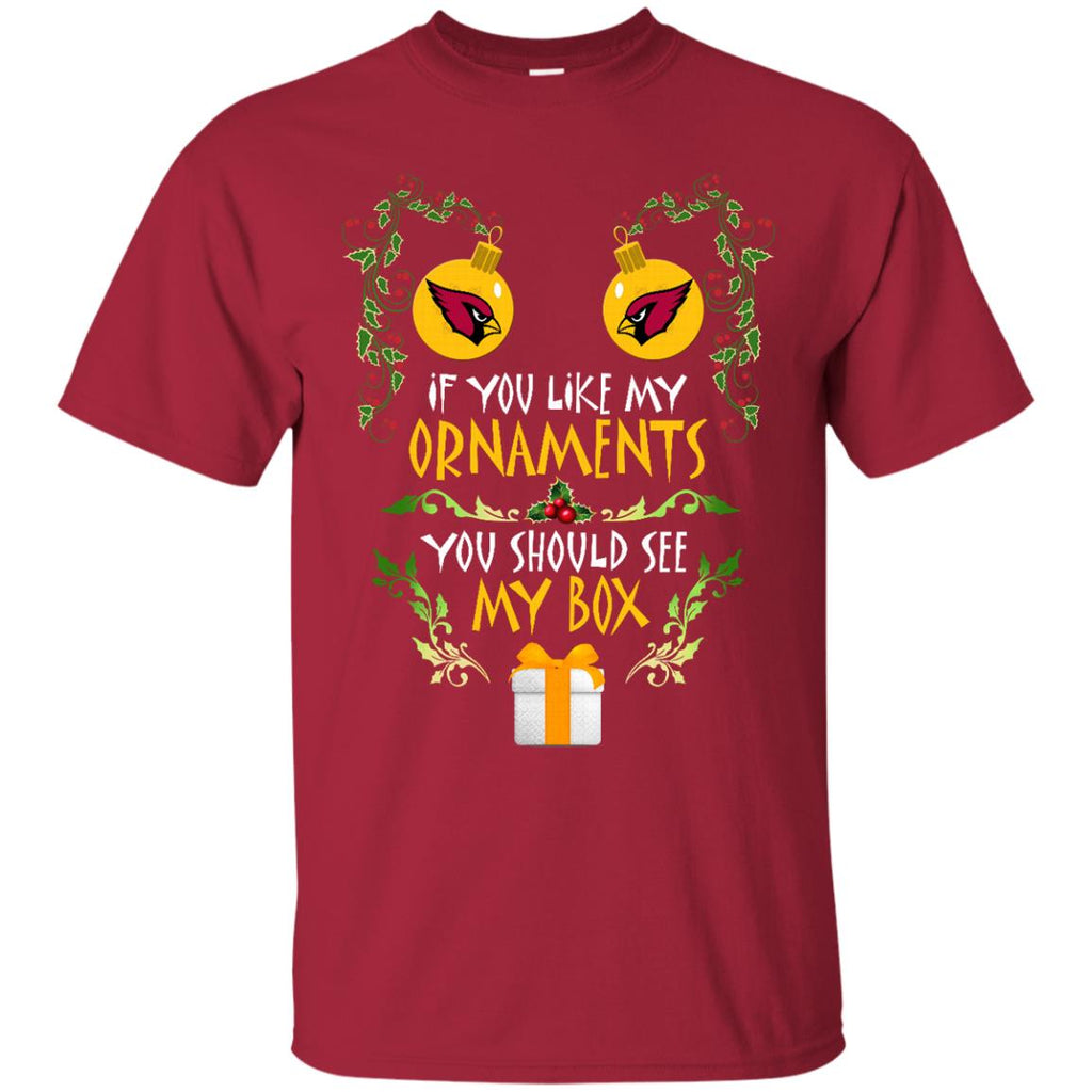 You Should See My Box Arizona Cardinals T Shirts