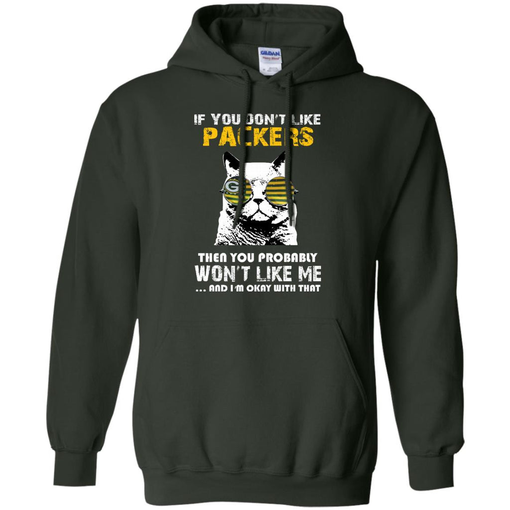 If You Don't Like Green Bay Packers T Shirt - Best Funny Store