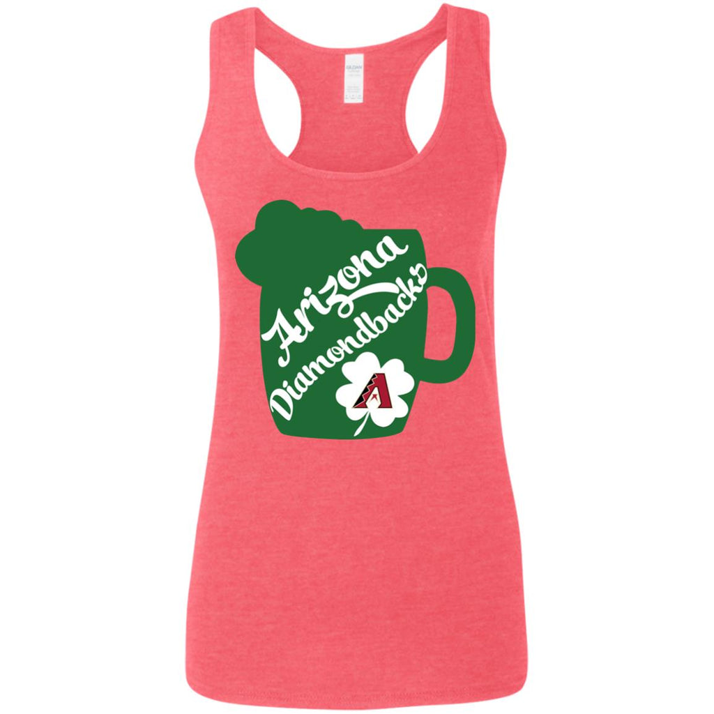 Amazing Beer Patrick's Day Arizona Diamondbacks T Shirts