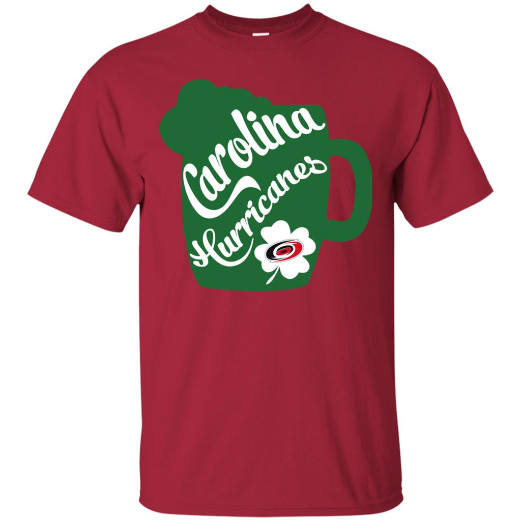 Amazing Beer Patrick's Day Carolina Hurricanes T Shirts