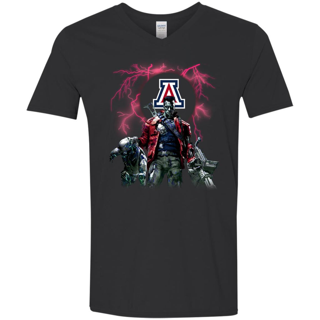 Guns Arizona Wildcats T Shirt - Best Funny Store