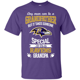 It Takes Someone Special To Be A Baltimore Ravens Grandpa T Shirts