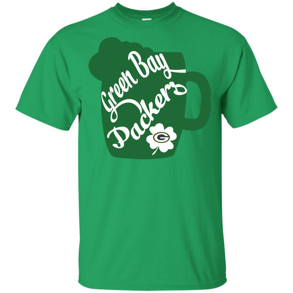 Amazing Beer Patrick's Day Green Bay Packers T Shirts