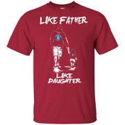 Like Father Like Daughter San Diego Padres T Shirts