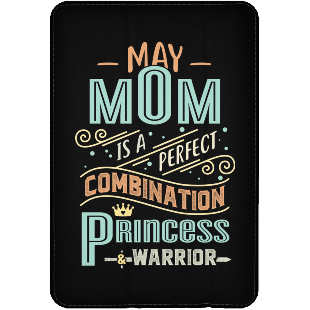 May Mom Combination Princess And Warrior Tablet Covers