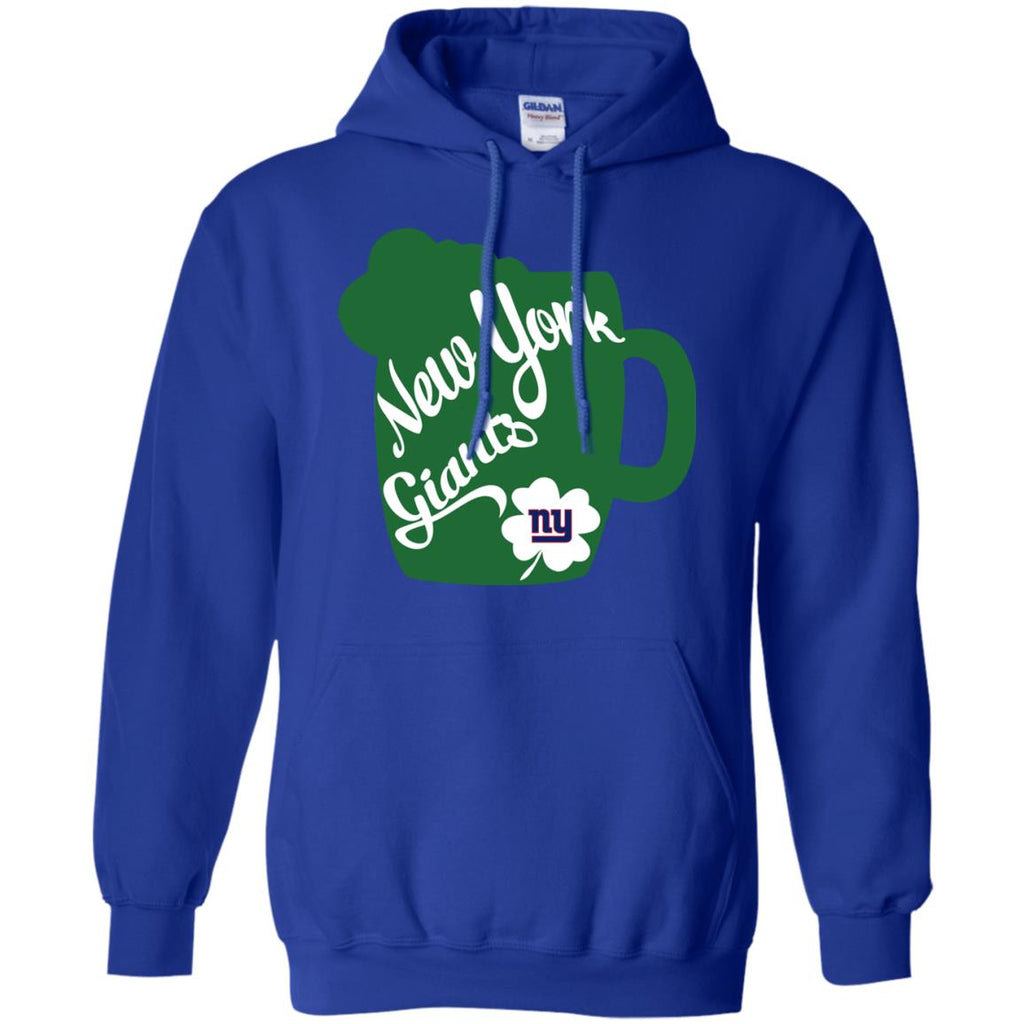 Amazing Beer Patrick's Day New York Giants T Shirts