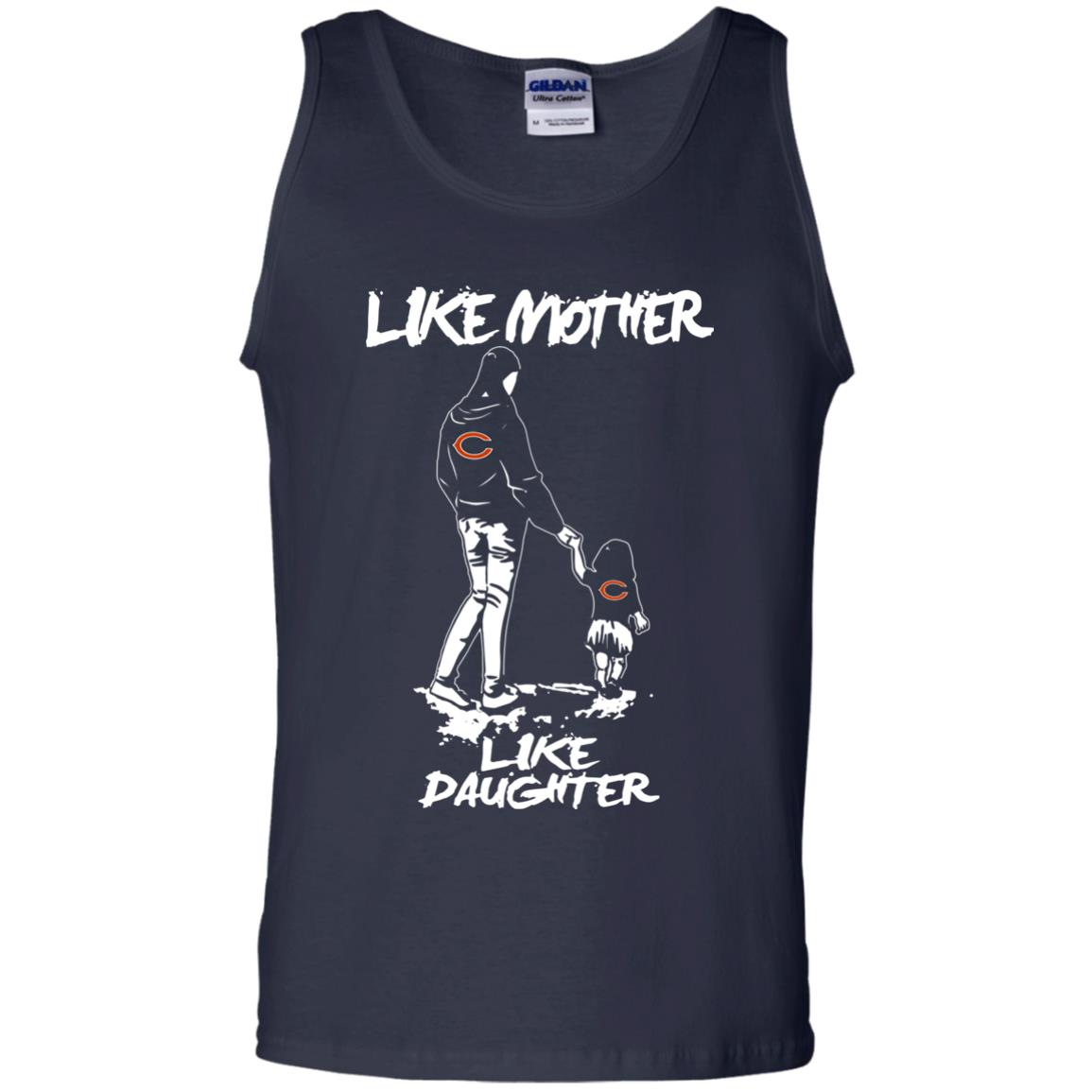 Like Mother Like Daughter Chicago Bears T Shirts