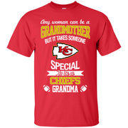It Takes Someone Special To Be A Kansas City Chiefs Grandma T Shirts