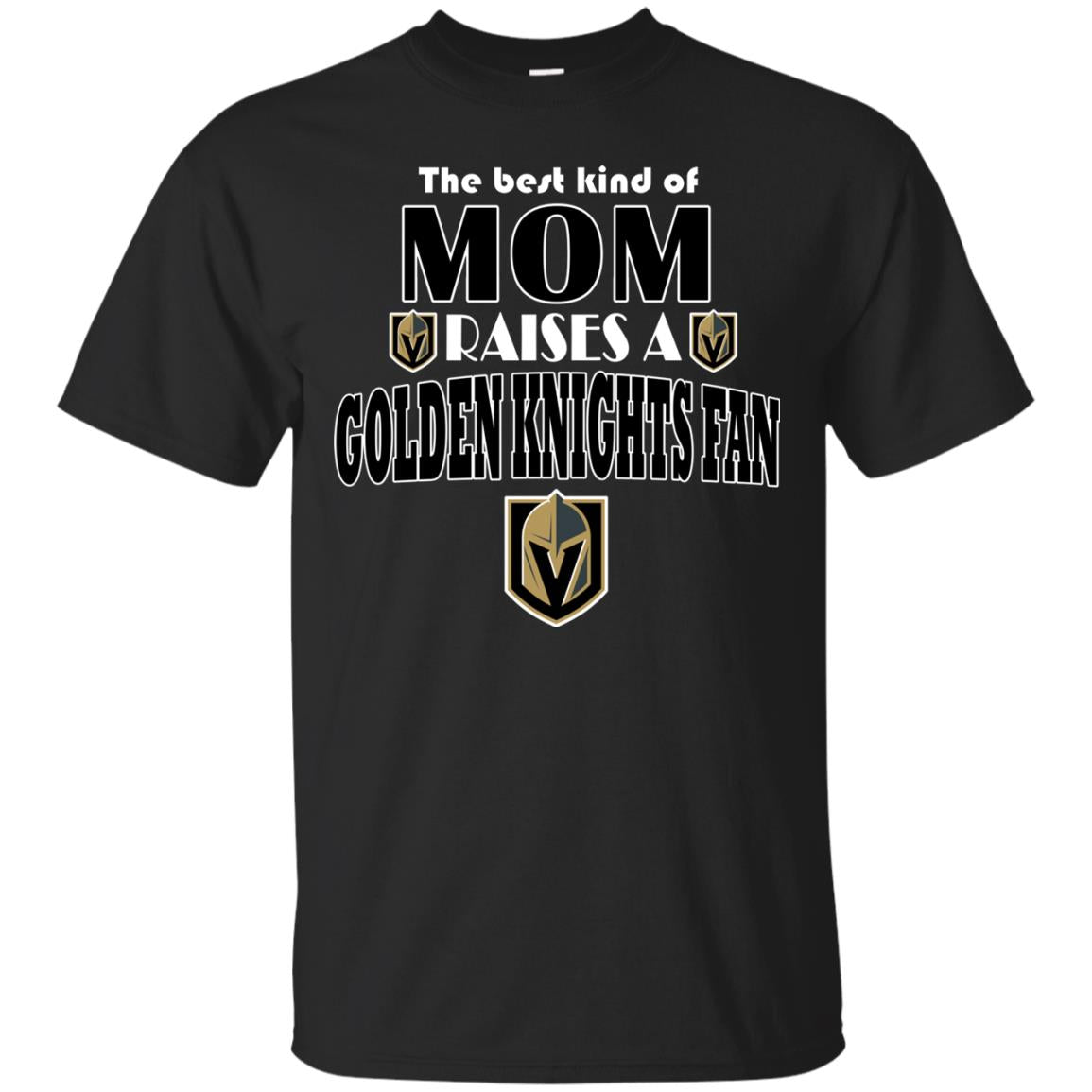Best Kind Of Mom Raise A Fan Vegas Golden Knights T Shirts