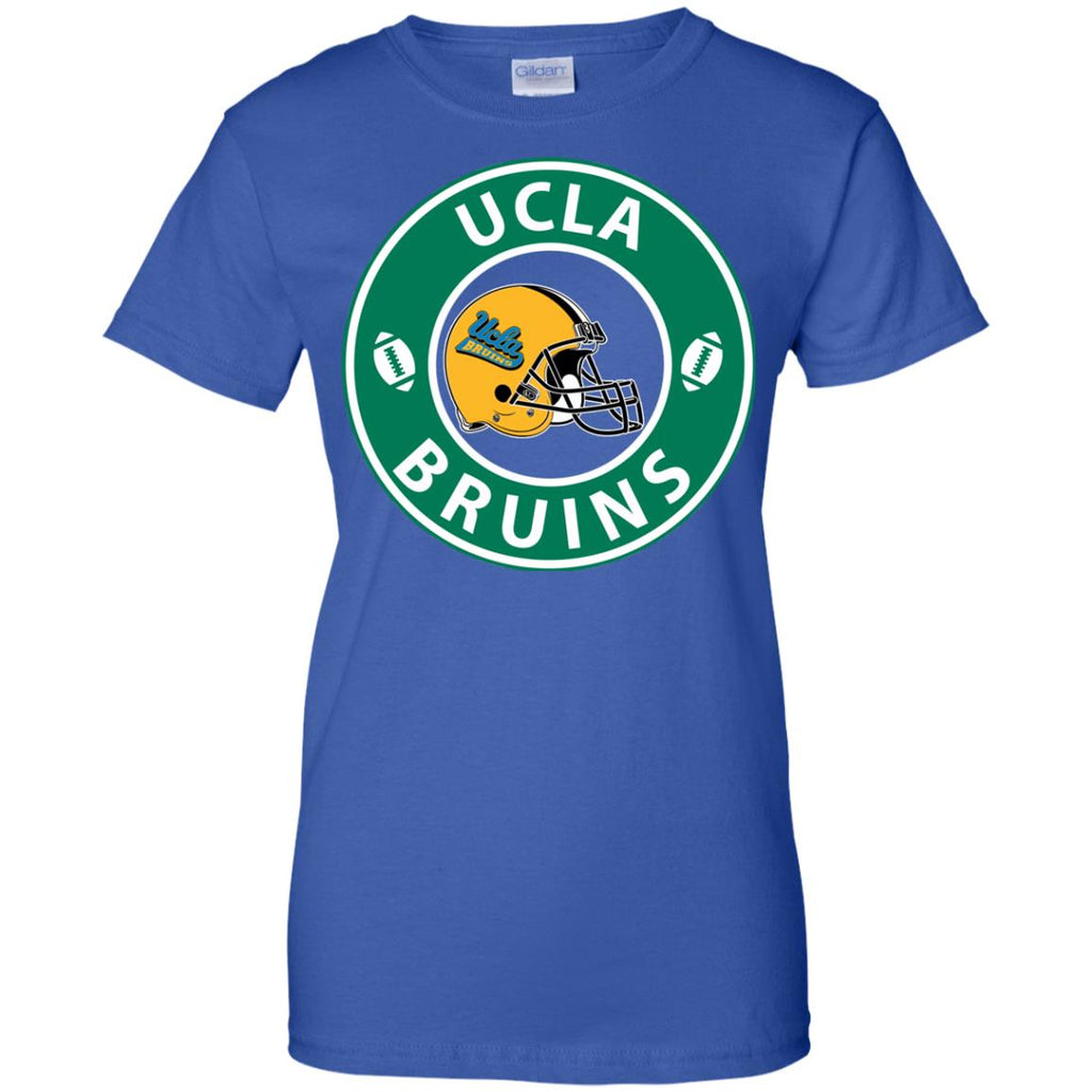 Starbucks Coffee UCLA Bruins T Shirts