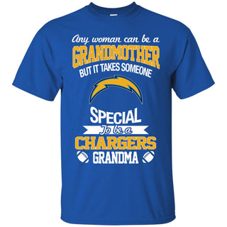 It Takes Someone Special To Be A Los Angeles Chargers Grandma T Shirts