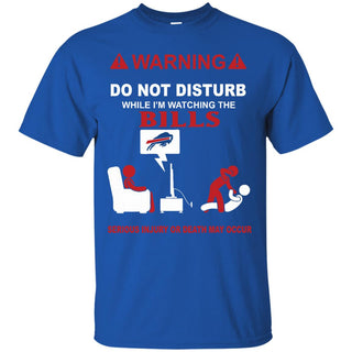 Do Not Disturb TV Buffalo Bills T Shirt - Best Funny Store