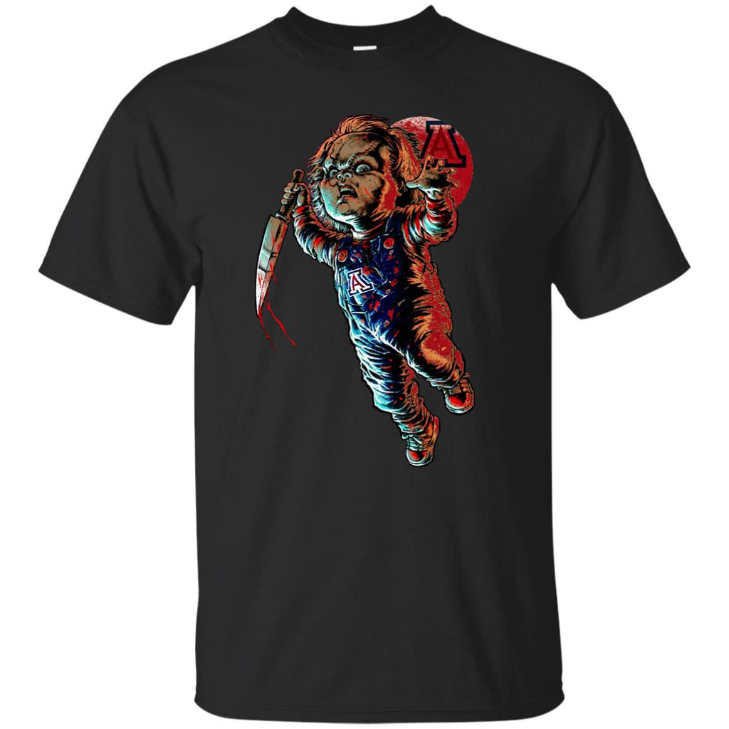 Chucky Arizona Wildcats T Shirt - Best Funny Store