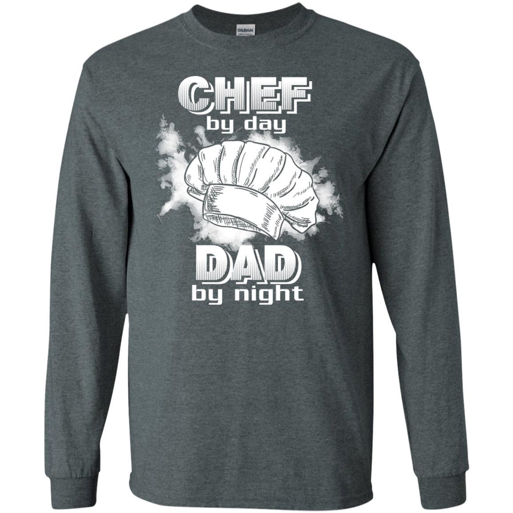 Chef By Day Dad By Night T Shirts