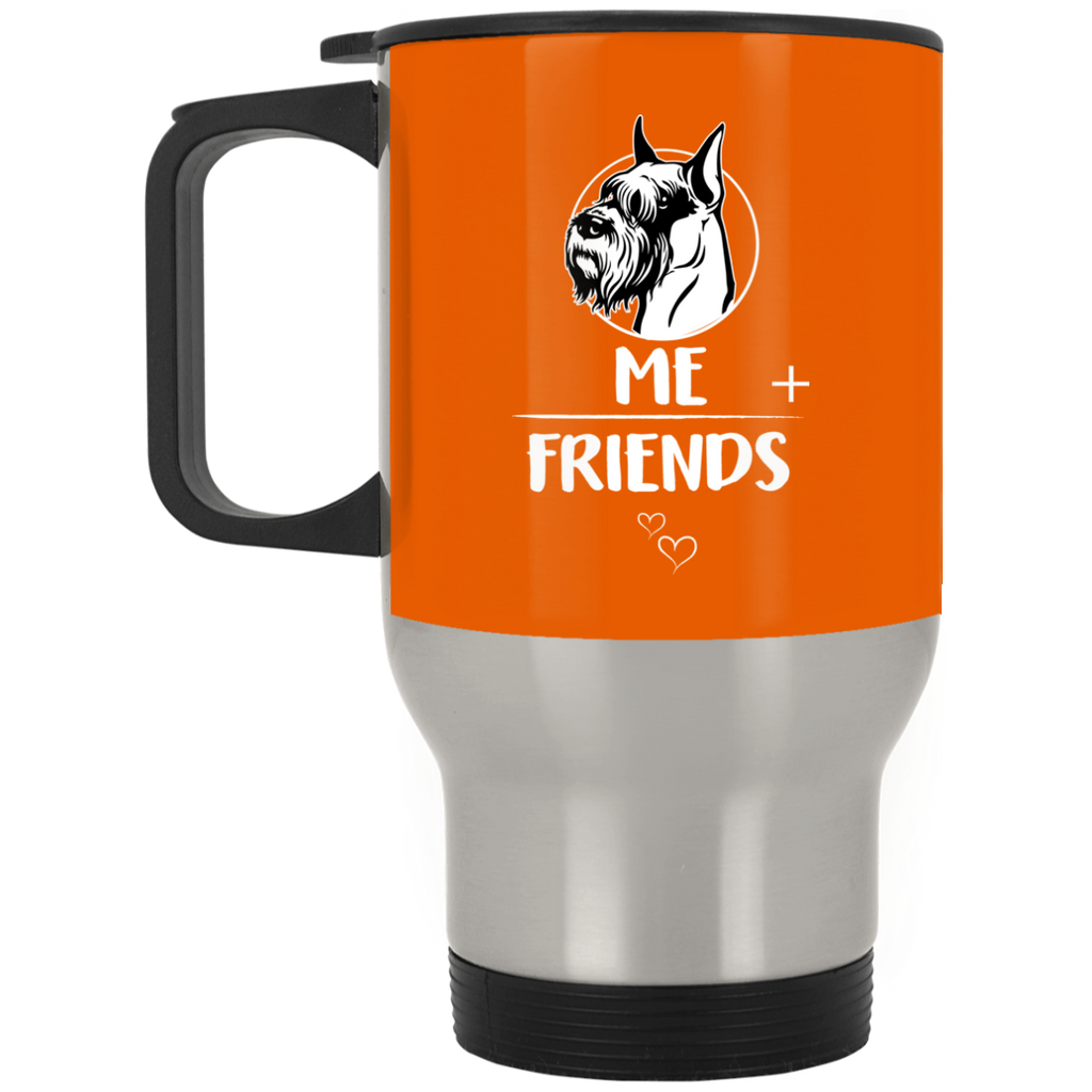 Schnauzer Friends Mugs