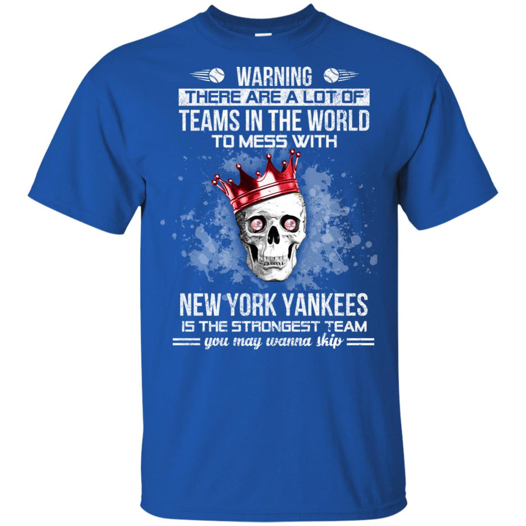 New York Yankees Is The Strongest T Shirts