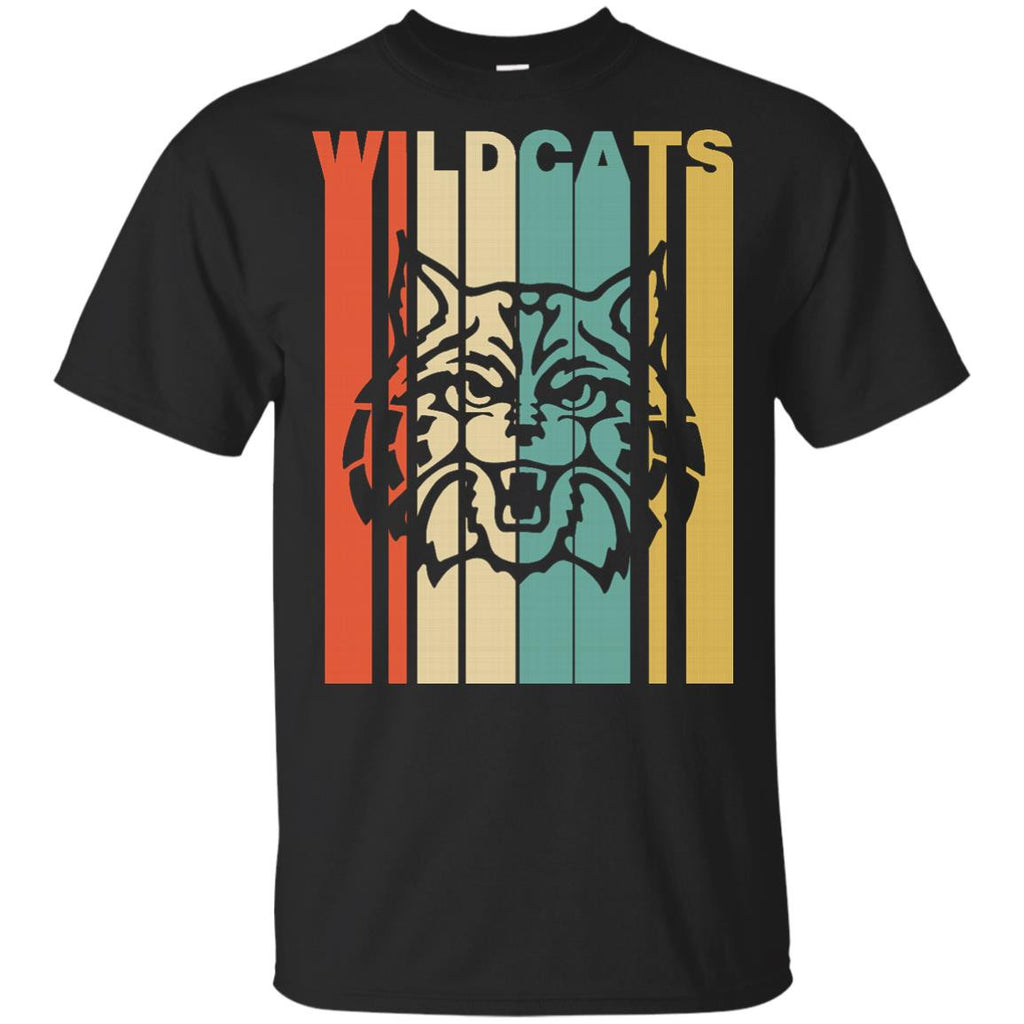 Vintage Style Arizona Wildcats T Shirt - Best Funny Store