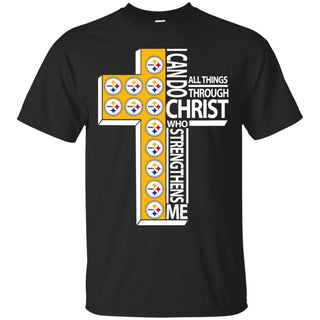 I Can Do All Things Through Christ P.Steelers T Shirts