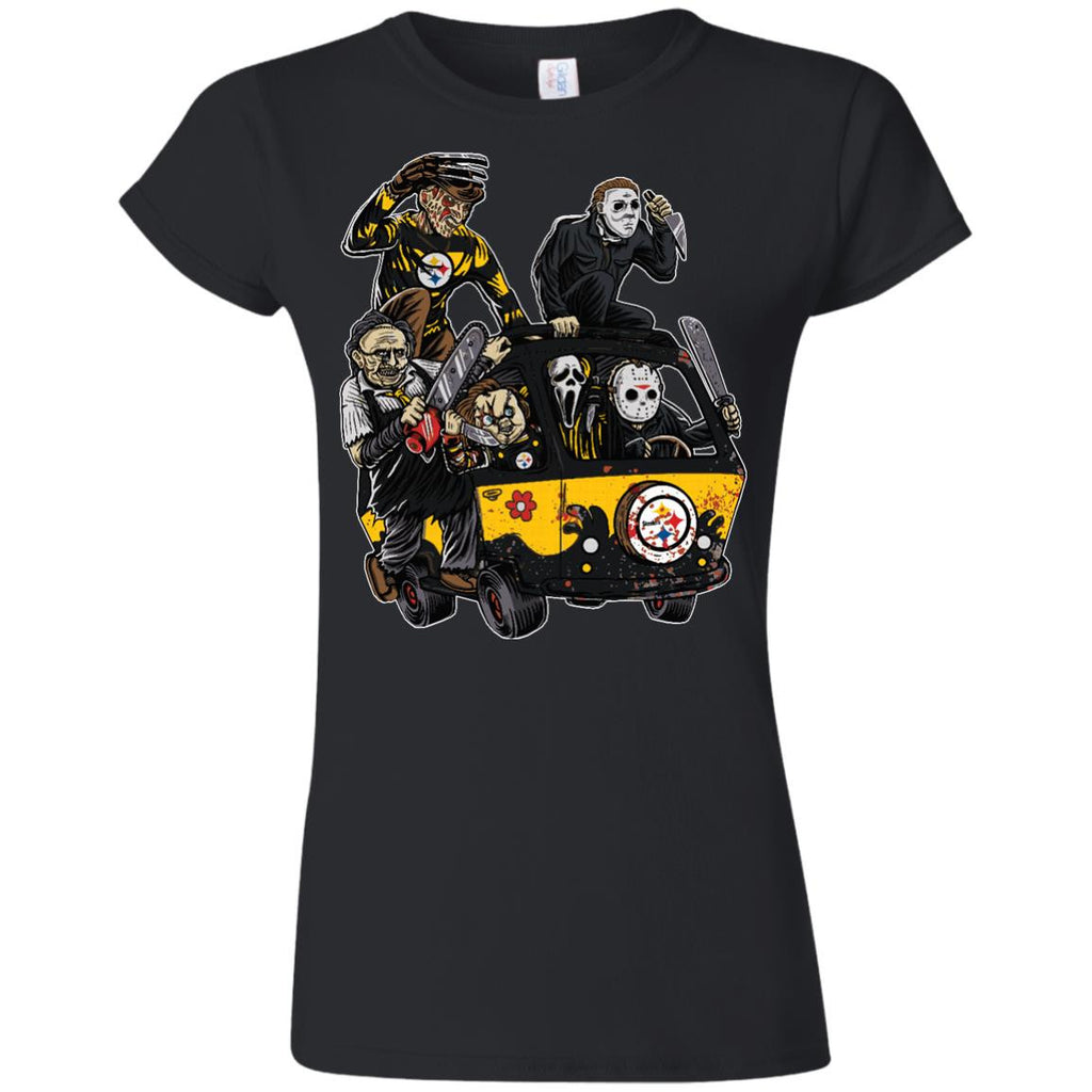 The Massacre Machine Pittsburgh Steelers T Shirt - Best Funny Store