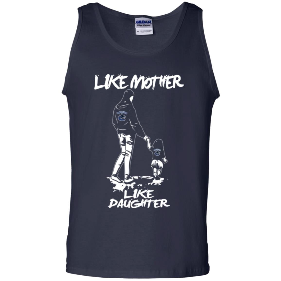 Like Mother Like Daughter Vancouver Canucks T Shirts