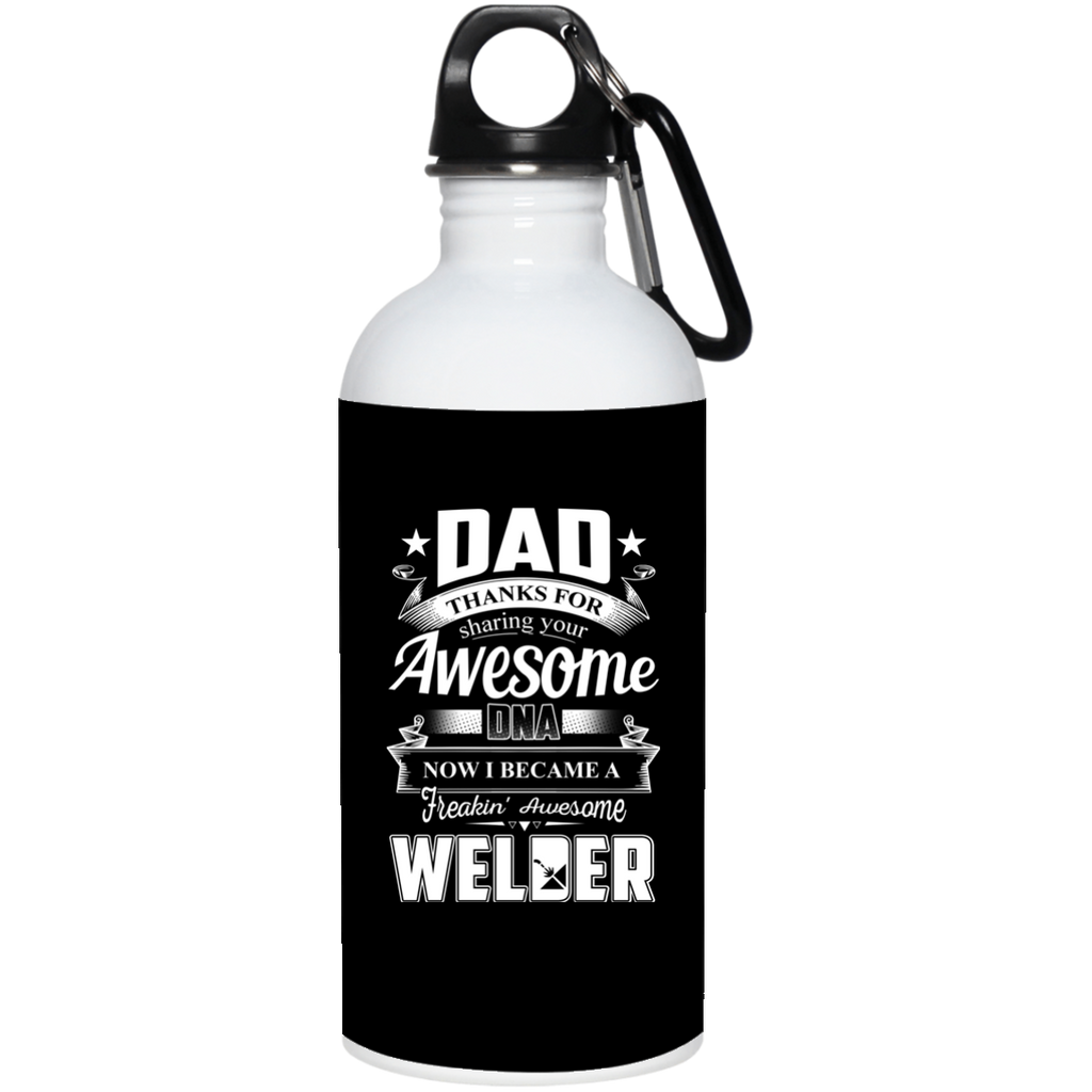 Dad Thanks For Sharing Your DNA Welder Mugs