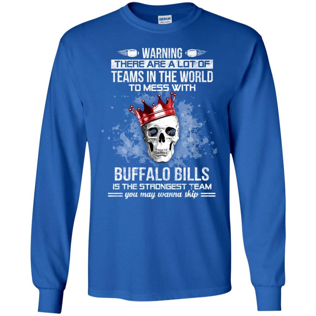 Buffalo Bills Is The Strongest T Shirts