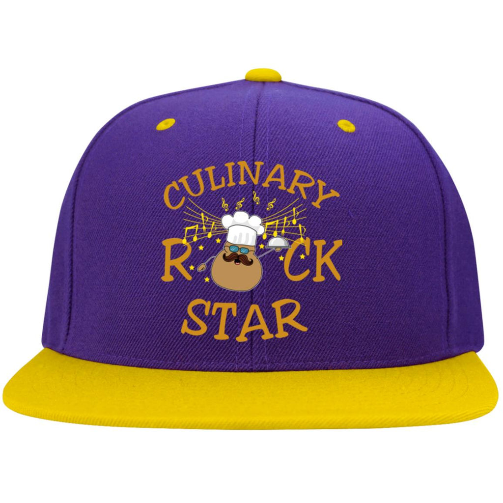 Culinary Rock Chef Caps