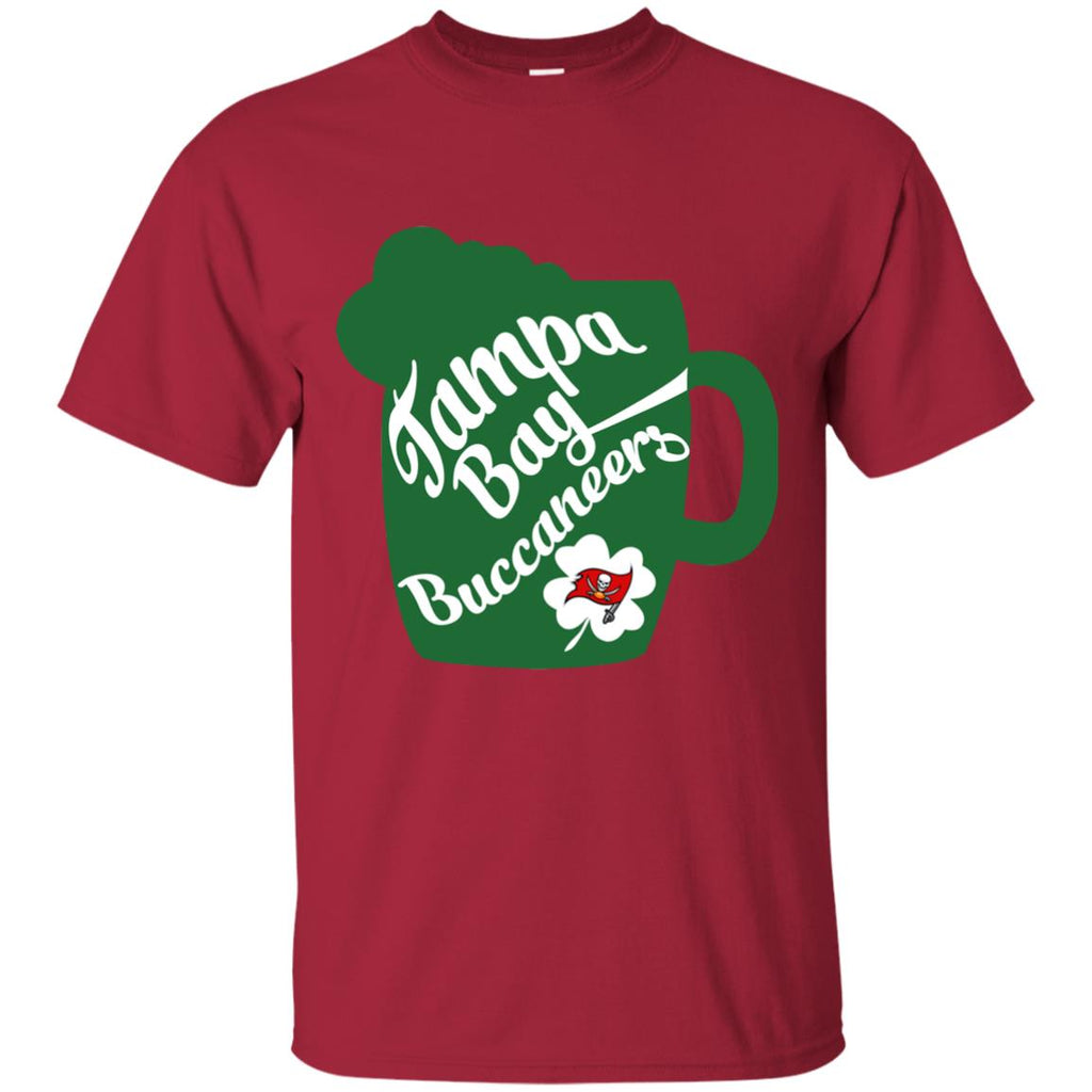 Amazing Beer Patrick's Day Tampa Bay Buccaneers T Shirts