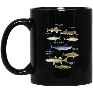 Collection Fish Mugs