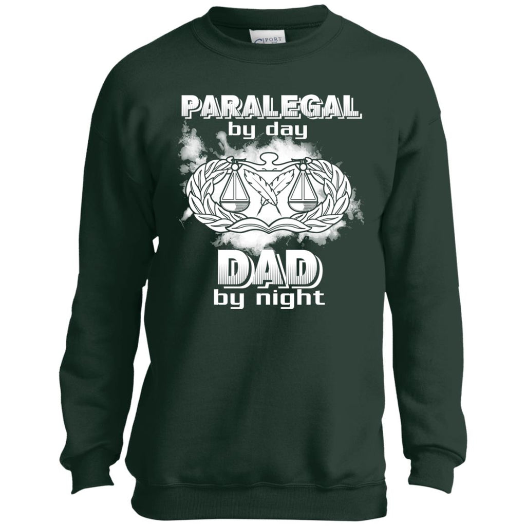Paralegal By Day Dad By Night T Shirts